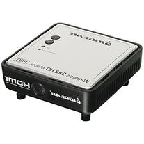 IOGEAR Long Range Wireless 5x2 HDMI Matrix PRO Receiver,
