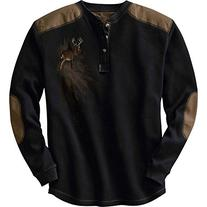 Legendary Whitetails Men's Long Sleeve Cotton Thermal