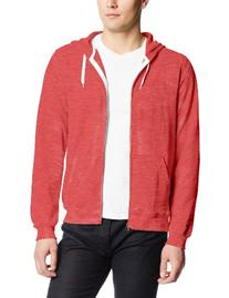 Unionbay Men's Long Sleeve Shane French Terry F Z Hoodie,