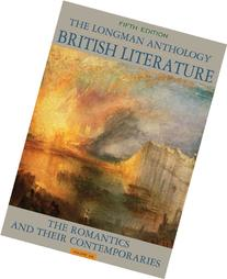 Longman Anthology of British Literature - Volume 2A,2B,+2C