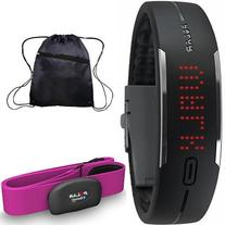 Polar - Loop Activity Tracker with Pink H7 Heart Rate Sensor
