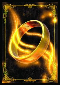 Lord of the Rings Art Sleeves: The One Ring - Unlimited