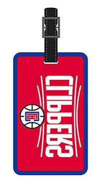 Los Angeles Clippers - NBA Soft Luggage Bag Tag