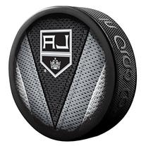Los Angeles Kings Stitch Jersey Collectible Hockey Puck