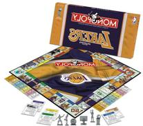 Los Angeles Lakers Monopoly