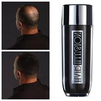 HAIR ILLUSION - 100% Real Human Hair FibersNot Synthetic For