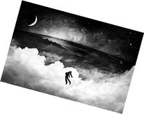 Lost in the World by Alex Cherry - Fine Art Print - 30 x 20