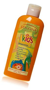 Logona Kids Body Lotion, 6.72 Fluid Ounce