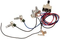 Kmise Wiring Harness Prewired 2v2t 3way Toggle Switch Jack
