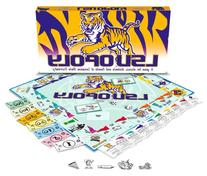 Louisiana State LSU opoly