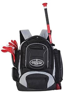 Louisville Slugger Clubhouse Collection Back Pack, Black