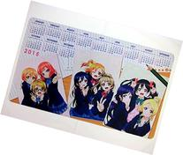 Love Live! LoveLive ƒÊ's card game play mat desk mat 2015