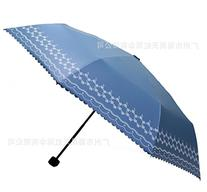 Only Love Ultrasonic Floral Umbrella Section Three Printing