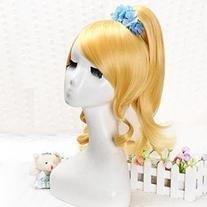 LoveLive! Eli Ayase Cosplay Wig