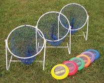 Low Disc Golf Target Sets
