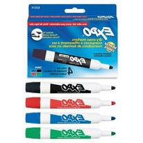 EXPO Low-Odor Dry Erase Markers, Bullet Tip, Assorted Colors