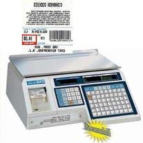 CAS LP-1000N Label Printing Scale Legal for Trade , 30 x 0.