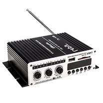 Lepy LP-V9S Hi-Fi stereo power digital amplifier with USB SD