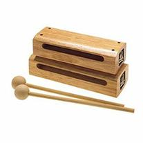 Latin Percussion LPA211 Aspire Large Wood Block With Striker