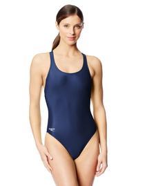 Speedo Women's Pro LT Super Pro Swimsuit, Nautical Navy, 36
