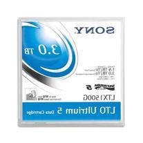 Sony LTO-5 LTX1500G Ultrium-5 Data Tape Cartridge 1.5TB/3TB