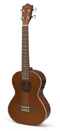 Lanikai LU-21TEK Tenor Acoustic-Electric Ukulele with