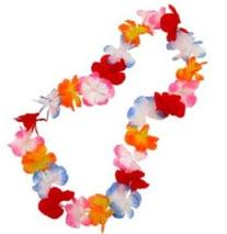 Luau Flower Leis - 24 Pc Party Pack