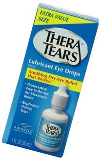 Thera Tears Thera Tears Lubricant Eye Drops, 1 oz