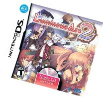 Luminous Arc 2 - Nintendo DS
