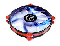 Thermaltake Luna 20 LED Silent Fan Cooling CL-F024-PL20BU-A