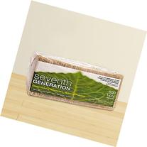 Seventh Generation Lunch Napkins, Natural, 1-Ply Sheets, 500
