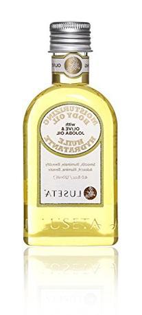 Luseta Beauty Moisturizing Olive and Jojoba Body Oil, 4.09