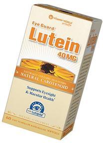 Lutein 40 mg Eye Guard by Vitamin World