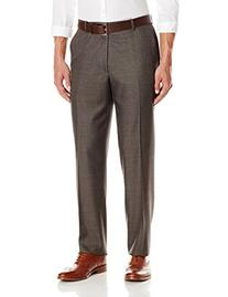 Perry Ellis Men's Travel Luxe Classic Fit Subtle Heather