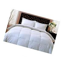 Luxurious All Year Weight 100% White Goose Down Comforter