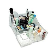 Ikee Design Luxury Cosmetic Makeup Organizer. Premium