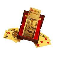Sense Around® Luxury ashion 24K Karat Gold Foil Plated