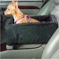 Snoozer Luxury Console Pet Car Booster Seat-Large