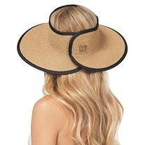 Eric Javits Luxury Fashion Designer Women's Headwear Hat -