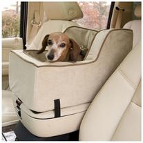 Snoozer Luxury Lookout Console Pet Gear Car Seat High Back