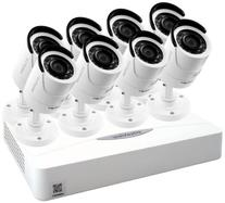 LaView 16 Channel ProX Smart 960H Compact DVR with 8 x 1.3MP