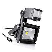 Warmoon LYD-FL-GY01 10W Daylight White Motion Sensor