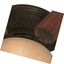 Harbor Breeze 52-in Lynstead Specialty Bronze Finish Ceiling