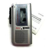Sony M-570V MicroCassette Recorder Newly Refurbished