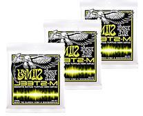 Ernie Ball M-Steel Regular Slinky 3-Pack