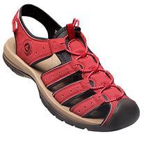 AT-M103-RD_250  Atika Men's sport sandals tesla Cairo trail