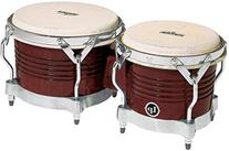 Latin Percussion M201-ABW LP Matador Wood Bongos - Almond