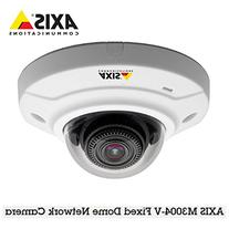 Axis M3004-V Surveillance/Network Camera - Color, Monochrome