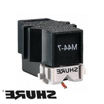 Shure M44-7 Standard DJ Turntable Competition Cartridge + 2