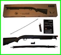 BBTac Airsoft Shotgun BT-M58A Pump Action Airsoft Gun High